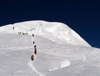 Peaks Climbing Permit