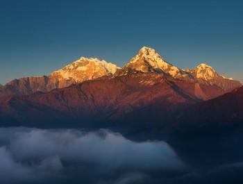 Balcon Annapurna Trek