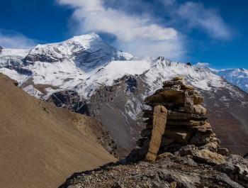 Chulu West Peak (6419M)
