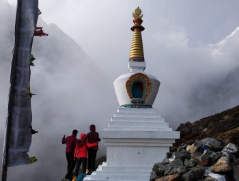 Ganesh Himal and Manaslu Trek