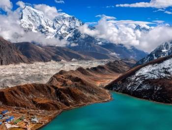 Jiri Gokyo Ri Chola Pass Kalapathar