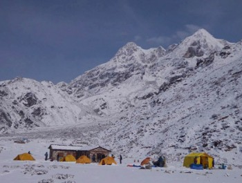 Kanchenjunga North Base Camp Trek