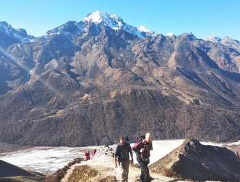Langtang-Helambu Trekking