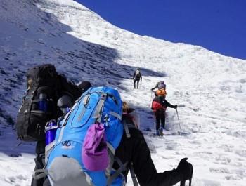 Langtang to Ganjala Pass Trekking