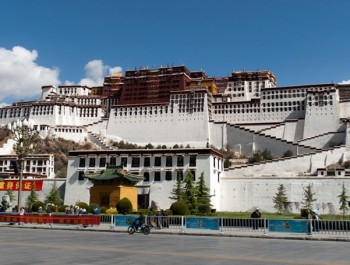 Lhasa with Mount Kailash Tour