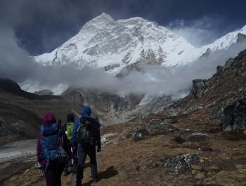 Makalu Sherpani Col Amphu labsta pass