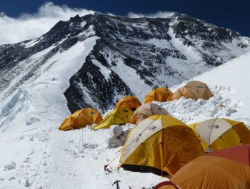 Mt. Everest Expedition North Side Tibet