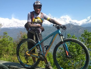 Pokhara to Gorkha bike tour