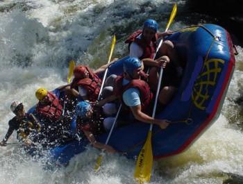 Rafting Sur  Arun River