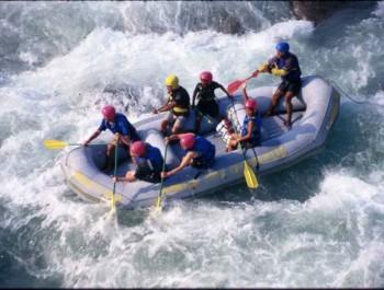 Rafting Sur la Bhote Kosi