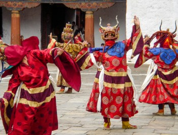 Thimphu Tshechu Tour