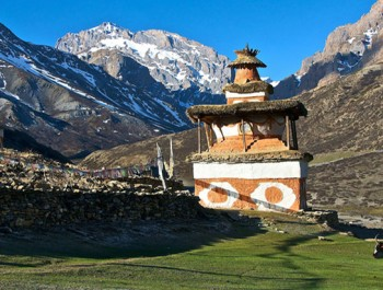 Upper Dolpo Shey Gompa Trek