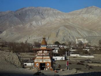 Upper Dolpo/Upper Mustang  ( Via Ghamila pass