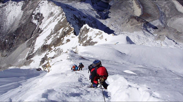Ama Dablam  Expedition 1