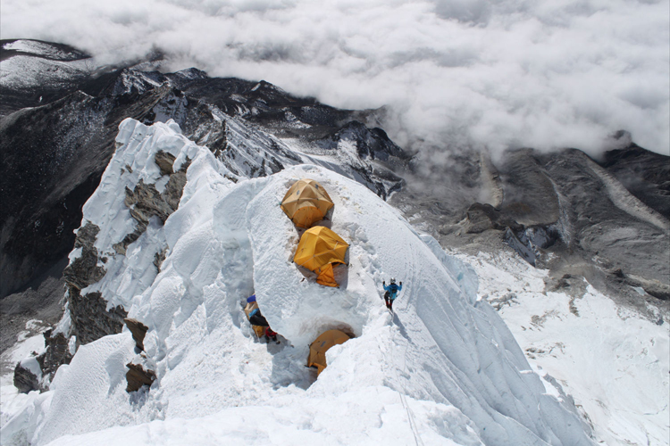 Ama Dablam  Expedition 4