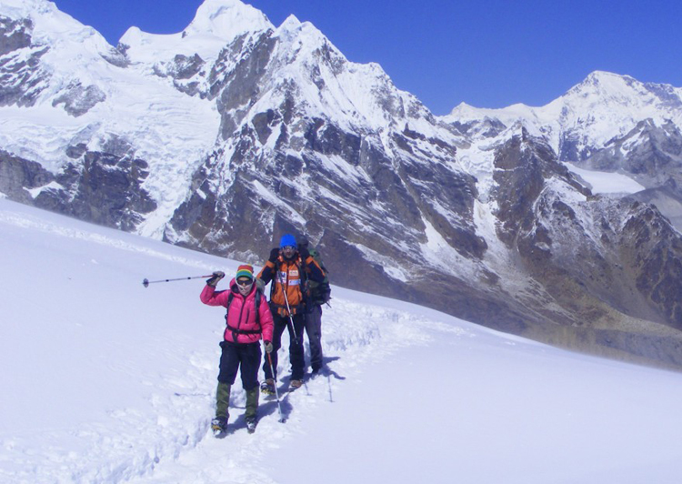 Cholatse Expedition  2