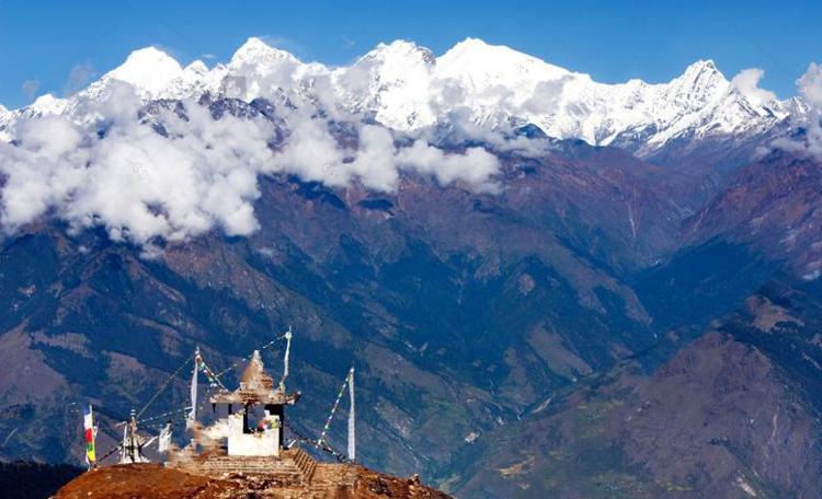 Ganesh Himal Trekking 1