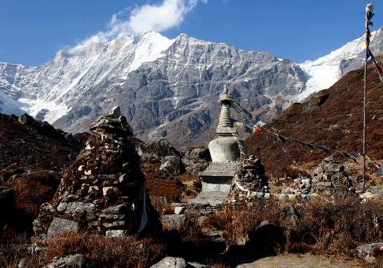 Ganjala Pass Trekkin 3