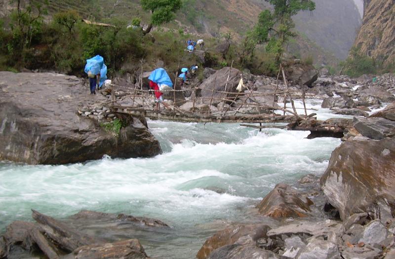 Gaurishankar, Rolwaling Valley Trek  2