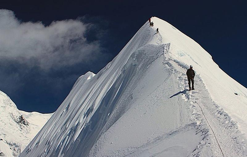 Island Peak Expedition 1
