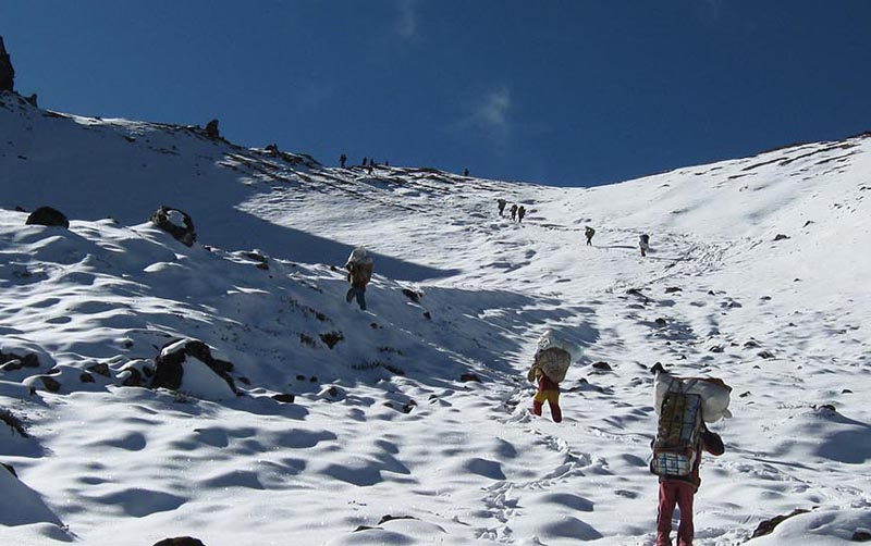 Kanchenjunga Expedition 55