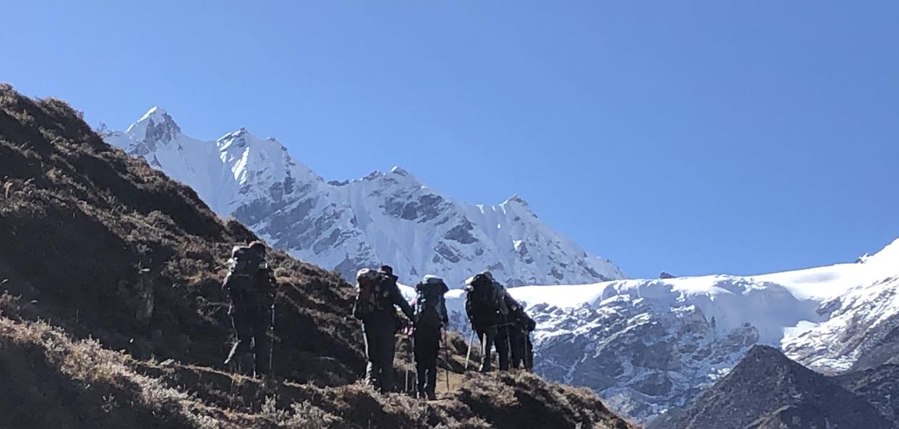 Langtang et Ganjala Passe Trek