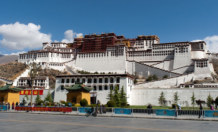 Lhasa with Mount Kailash Tour 1