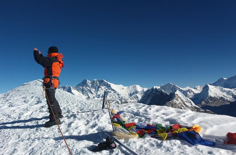 Mera Peak Expedition 4