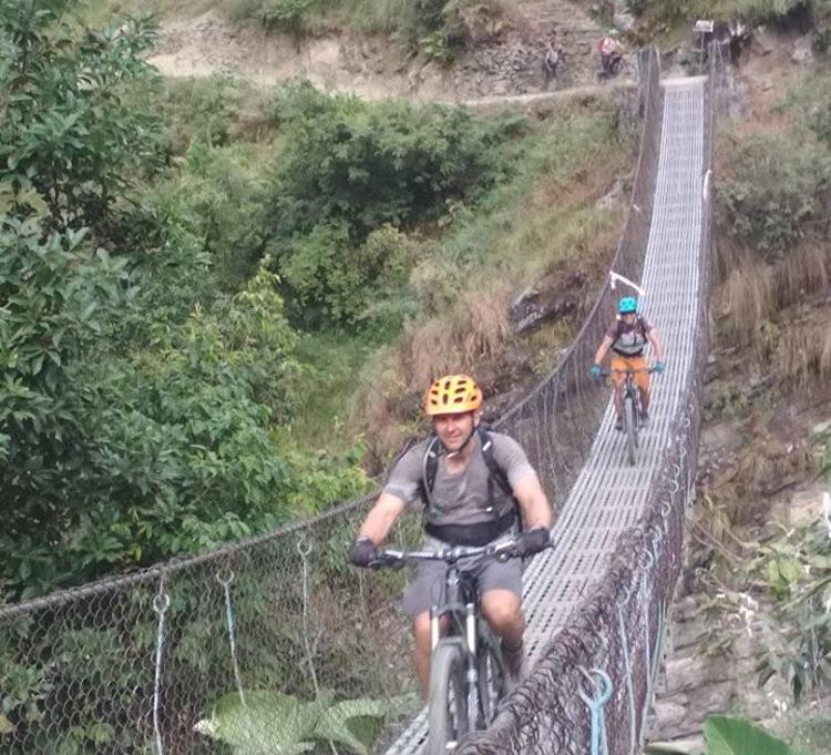 Mountain Biking 13