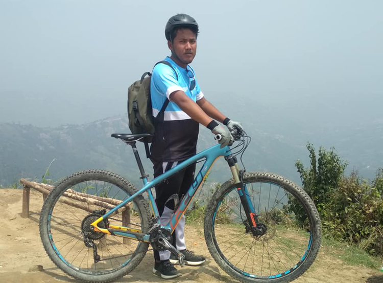 Mountain Biking 9