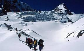 Ramdung  Peak  Expedition 2