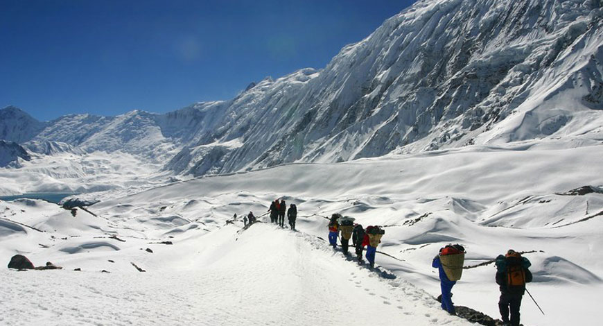 Rolwaling Valley Khumbu Region via Tashi Lapcha Pass Trek  2