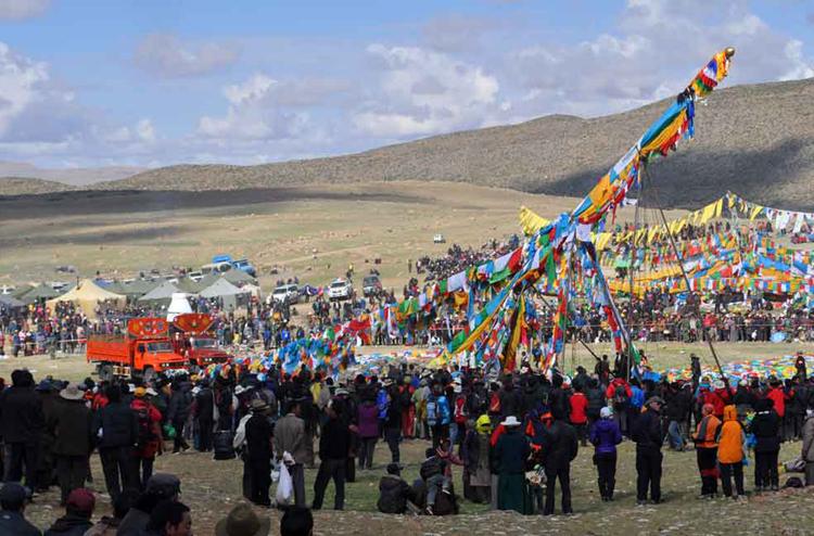 Saga Dawa Festival Tour with Mount Kailash Yatra 3
