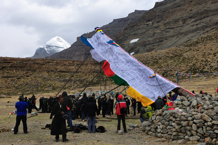 Saga Dawa Festival Tour with Mount Kailash Yatra 7