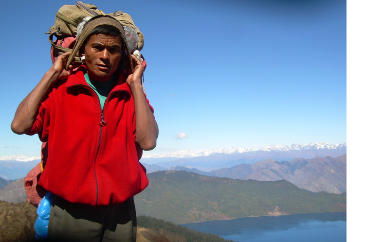 Simikot-Rara Lake  Humla-Mugu Trek 1