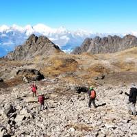 5145m (Surya peak)1