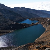 5145m (Surya peak) 2