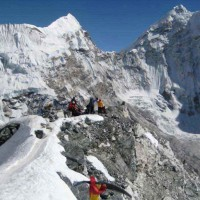 Dorje Lhakpa Expedition 1