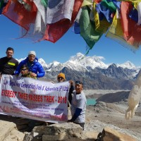 Everest Three Passes Trek 1