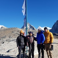 Everest Three Passes Trek 2