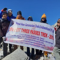 Everest Three Passes Trek 3