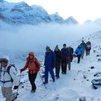Ganjala Pass Trekkin 4