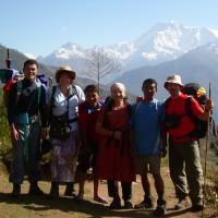 Gaurishankar, Rolwaling Valley Trek 1