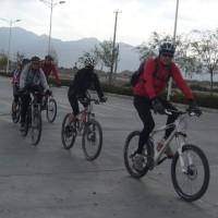 Lhasa to Kathmandu bike tour 1