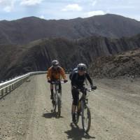 Lhasa to Kathmandu bike tour 5