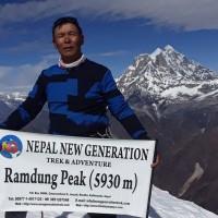 Ramdhung peak