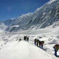 Rolwaling Valley Khumbu Region via Tashi Lapcha Pass Trek  2