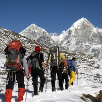 Rolwaling Valley Khumbu Region via Tashi Lapcha Pass Trek  3