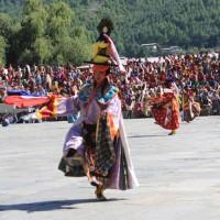 Thimphu Tshechu Tour 1