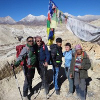 UPPER MUSTANG VALLEY TREK 12
